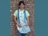 Cutie! Teenager in Gale Apron.