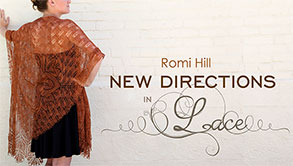 New Directions in Lace by Romi Hill